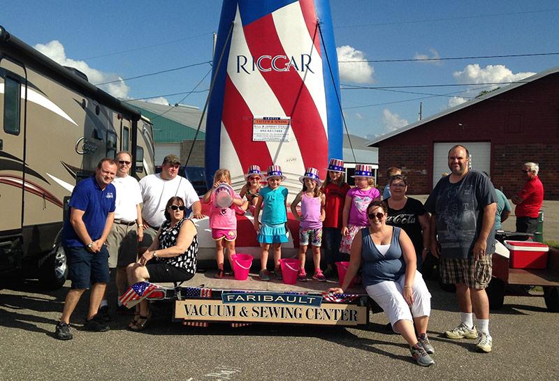 parade float image