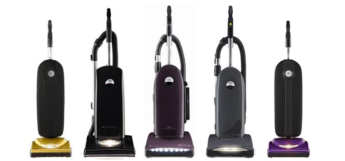 Riccar vacuum cleaners