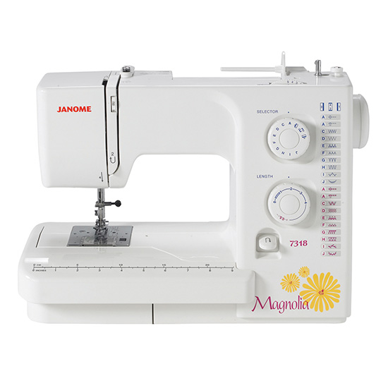 Janome Magnolia 7318 Sewing Machine, Faribault, MN