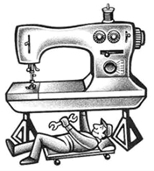 Sewing Machine Repair, Faribault Vacuum & Sewing Center, Faribault, MN