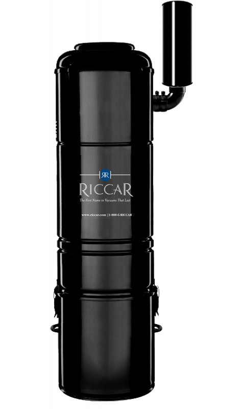 Riccar Standard Hybrid Central Vacuum