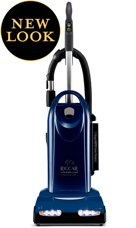 Riccar Tandem Air Premium Pet Upright Vacuum