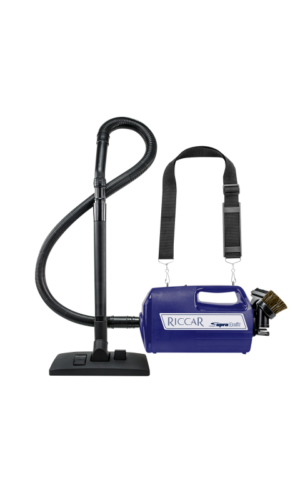 Riccar SupraQuik Portable Canister Vacuum