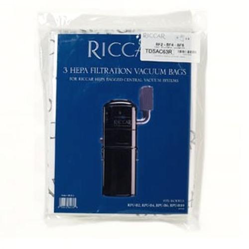 Riccar Central Vacuum HEPA Bag RCB-3